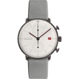 ユンハンス Junghans 027 4902 02 腕時計 メンズ max Bill マックス・ビ...