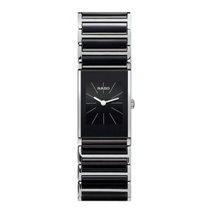 ラドー インテグラル R20786152 ブラック 二針 腕時計 レディース Rado 正規品 新品|watch-outletstore