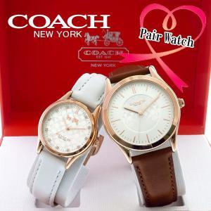 【ペアウォッチ】コーチ COACH クオーツ 腕時計 140...