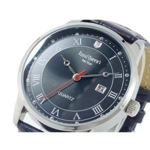 3,000円ポッキリ送料無料 Royal Queen's Polo Team ロイヤルクイーンズ ポロチーム RAC-06064-05 メンズ 腕時計 超硬質合金 黒 赤 銀 watch-shop