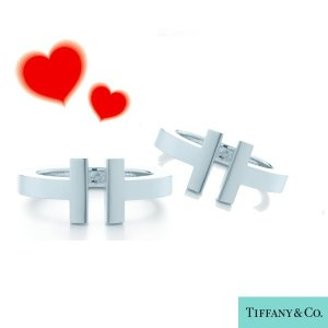 ティファニー TIFFANY&CO. Tスクエアーリング スターリングシルバー 並行輸入品|watchclubfuzi-8951