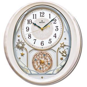 SEIKO[セイコー]  掛け時計 AM251P 正規品|watchclubfuzi-8951