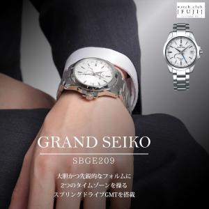 best loved c8971 82c47 SEIKO[セイコー]ウォッチ Grand Seiko[グランドセイコー] SBGE209 9Rスプリングドライブ 正規品 メンズモデル