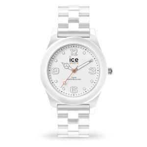 日本正規品 アイスウォッチ ICE-WATCH アイススリム 36mm ミディアム ホワイト 白 メンズ レディース 腕時計 015776|watchcrash