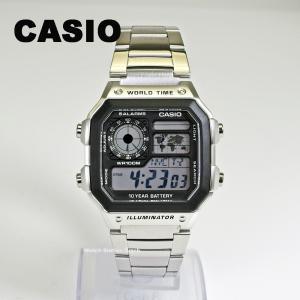 CASIO 腕時計 AE-1200WHD-1A AE1200WHD-1 チープカシオ チプカシ デジタル 学生 男性 女性 メンズ レディース 腕時計|watchcrash