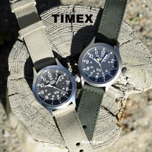 TIMEX ミリタリー メンズ  腕時計 EXPEDITION SCOUT METAL t49961 t49962(送料無料 ネコポス便)BOX無し|watchcrash