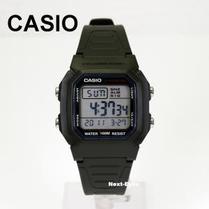 CASIO 腕時計 チプカシ デジタル W800H-1A 防水 ストップウォッチ  デュアルタイム メンズ 腕時計 BOX無 送料無料(ネコポス)|watchcrash