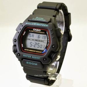 (送料無料)(日本未発売)チープカシオ チプカシ CASIO カシオ 腕時計 DW290-1V G-SHOCKみたいなデジタル 腕時計 メンズ BOXなし|watchcrash