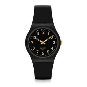 [日本正規品] swatch (スウォッチ) GB274 GENT GOLDEN TAC  腕時計 メンズ  レディース|watchcrash
