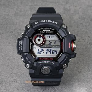腕時計 メンズ 電波 タフソーラー マスターオブG  RANGEMAN  CASIO カシオ GW9400-1 G-SHOCK Master of G(マスターオブG)|watchcrash