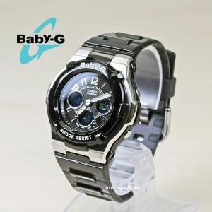 BABY-G CASIO カシオ BGA110-1B2  baby-g ブラック 黒 カジュアル スーツ ビジネス 女性 レディース 腕時計