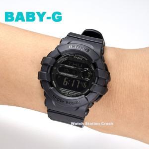 CASIO カシオ BABY-G デュアル イルミネーター  baby-g ブラック 腕時計 レディース BGD140-1A 女性 カジュアル スーツ ビジネス お祝い プレゼント|watchcrash