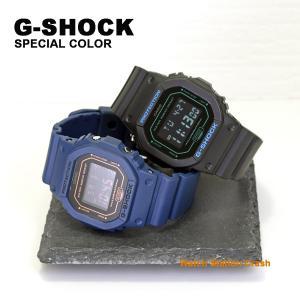 5年保証 G-SHOCK ネイビー ブラック メンズ カシオ DW5600-BBM-1 DW-5600BBM-2 スペシャルカラー デジタル 腕時計 メンズ レディース|watchcrash