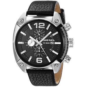メンズ 腕時計 DIESEL ディーゼル DZ4341 OVERFLOW オーバーフロー アナログ クロノグラフ 存在感抜群クール カジュアル スーツ|watchcrash
