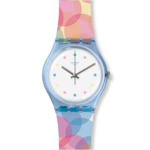 【送料無料】swatch(スウォッチ)  GS159 GENTシリーズ  BORDUJAS ボージュハス  プチプラ 34mm レディース 腕時計 女性 メール便|watchcrash