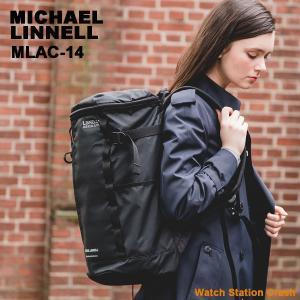 『キーライトプレゼント中』バックパック リュック 超軽量 高い撥水能力 31L MLAC-14 メンズ MICHAEL LINNELL  A.R.M.Sシリーズ マイケルリンネル|watchcrash