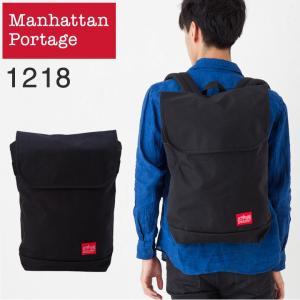 バックパック リュックサック メンズ レディース Manhattan Portage Gramercy Backpack MP1218 ブラック|watchcrash