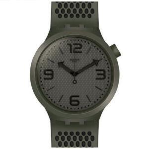 腕時計 メンズ NEW swatch  BLG BOLD  ブラック BBBUBBLES BBバブルス SO27M100 安心の日本正規品|watchcrash