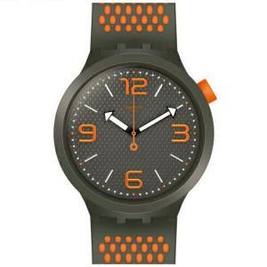 腕時計 メンズ NEW swatch  BLG BOLD  ブラック BBBEAUTY BBビューティー SO27M101 安心の日本正規品|watchcrash