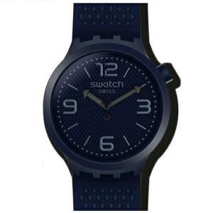 腕時計 メンズ NEW swatch (スウォッチ) BBNAVY BBネイビー SO27N100 BIG BOLD ビッグ・ボールド 【送料無料】安心の2年保証 日本正規品|watchcrash