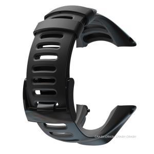 (工具付)(送料無料)国内正規品 スント SUUNTO AMBIT3 SPORT Black Strap シリコン ブラック ストラップ SS021106000|watchcrash