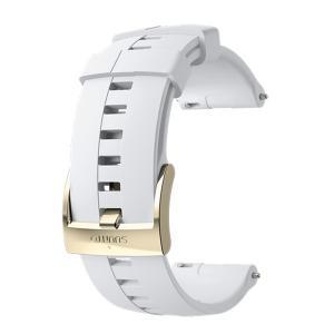 [安心の日本正規品] スント SUUNTO  SPARTAN SPORT WHR WHITE GOLD 交換ストラップ SS023485000|watchcrash