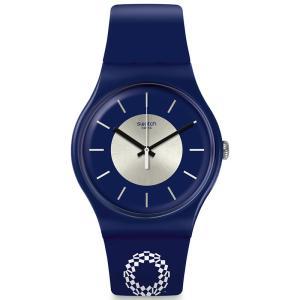 SWATCH スウォッチ SUOZ306  TOKYO OLYMPICS 2020 Pre-Collection  2020年 東京オリンピック  日本正規品  メンズ レディース 腕時計|watchcrash