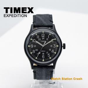 腕時計 メンズ TIMEX MK1 スティール 日本正規品 ミリタリー ブラック TW2R68200 ビジネス カジュアル スタイル|watchcrash