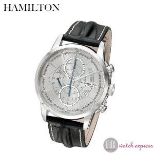 アウトレット B品 ハミルトン HAMILTON 腕時計 メンズ 自動巻き H40656781 クロ...