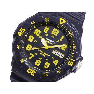カシオ CASIO ダイバールック メンズ 腕時計 MRW-200H-9B