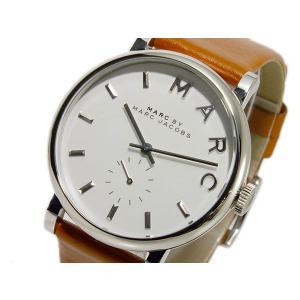 マークバイ マークジェイコブス MARC BY MARC JACOBS ベイカー ユニセックス 腕時計 MBM1265 ホワイト|watchlist