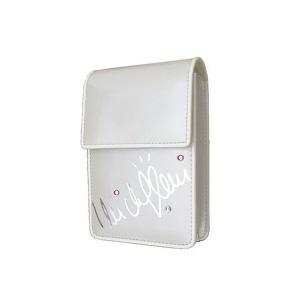 ミッシェルクラン MICHEL KLEIN シガレットケース MK-5301 ホワイト|watchlist