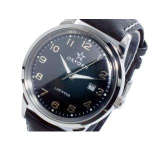 オキシゲン OXYGEN SPORT VINTAGE40 クオーツ メンズ 腕時計 MAM-40-CL-BL watchlist