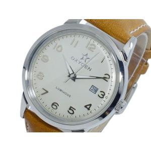 オキシゲン OXYGEN SPORT VINTAGE40 クオーツ メンズ 腕時計 FJO-40-CL-LB watchlist