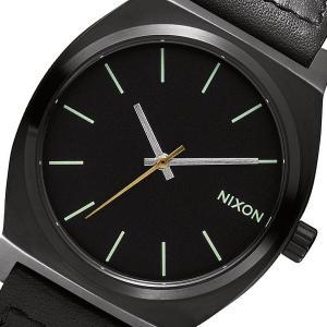 ニクソン NIXON TIME TELLER クオーツ メンズ 腕時計 A045-1928 ブラック|watchlist