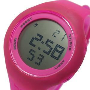 プーマ タイム PUMA ループ トランスペアレント 腕時計 PU910801025 ピンク watchlist