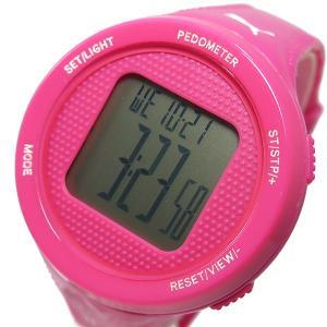 プーマ タイム PUMA ステップ STEP レディース 腕時計 PU911042004 ピンク watchlist