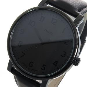 タイメックス TIMEX クオーツ メンズ 腕時計 T2N346 ブラック|watchlist