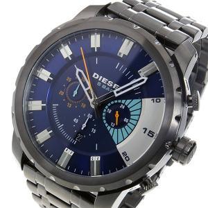 ディーゼル DIESEL ストロングホールド メンズ クオーツ クロノ 腕時計 DZ4358|watchlist