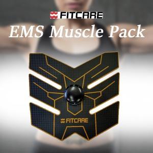 フィットケア FITCARE マッスルパック MUSCLE PACK EMS 大 腹筋用 001-EMSMP|watchlist