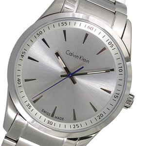 b53a803a83 カルバンクライン CALVIN KLEIN クオーツ メンズ ウォッチ 時計 シルバー 商品仕様:.
