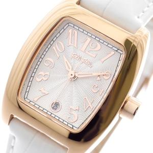 フォリフォリ FOLLI FOLLIE 腕時計 レディース WF5R080SDS-WH ホワイト