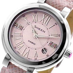 e4ed729ac4 カシオ CASIO シーン SHEEN クオーツ レディース ウォッチ 時計 腕時計 シンプル オシ.
