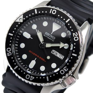 セイコー SEIKO ダイバー ブラックボーイ 自動巻き 腕時計 SKX007KC|watchlist