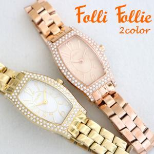 フォリフォリ FolliFollie 腕時計 レディース 選べる 2color wf5r084bpp...