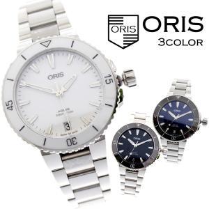 オリス 腕時計 レディース アクイス 36MM 733773141 選べる3color ORIS A...