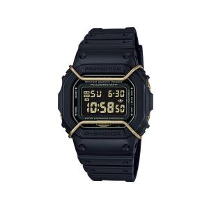 CASIO カシオ G-SHOCK メンズ 腕時計 DW-5600P-1JF スクエア プロテクター搭載 復刻 ブラック