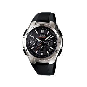 カシオ WAVE CEPTOR メンズ腕時計 ソーラー 電波 クロノグラフ WVQ-M410-1AJF CASIO