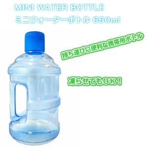 ミニウォーターボトル 容量650ml|waterea