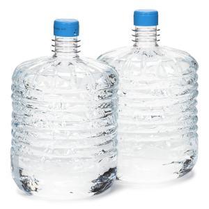 【本州送料無料】FUJI BLUE丸型(12Lボトル2本組)エクスパンドボトル専用サーバー対応|waterea